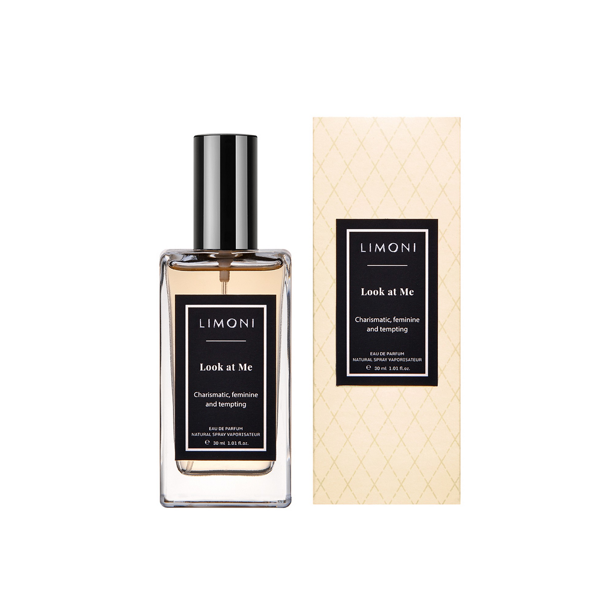 LIMONI Вода парфюмерная / Look at me Eau de Parfum 30 мл