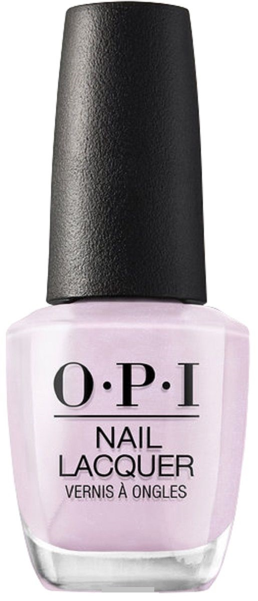 OPI Лак для ногтей / Frenchie Likes To Kiss? Nail Lacquer 15 мл opi infinite shine nail lacquer no stopping me now 15 мл