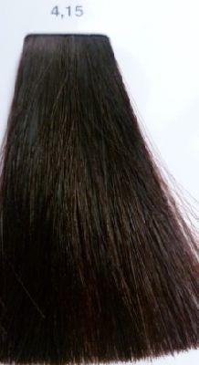 LOREAL PROFESSIONNEL 4.15 краска для волос / ЛУОКОЛОР 50млКраски<br>Крем-краска 4.15 Luo color от LOreal Professionnel придает волосам больше мягкости и блеска, а цвет становится живой и переливающийся. Уникальная технология позволяет индивидуально подойти к каждому волосу, сохраняя природную неоднородность для достижения непревзойденного рельефного цвета. Состав. Система Протект Шайн, Система Рефлект Шайн, масло виноградных косточек Способ применения. Наносить смесь при помощи кисточки на сухие, невымытые волосы. Оставить на 20 минут. Тщательно эмульгировать и ополоснуть водой. При тонировании обесцвеченных волос экспозиция 5-10 минут.<br><br>Цвет: Корректоры и другие<br>Объем: 50