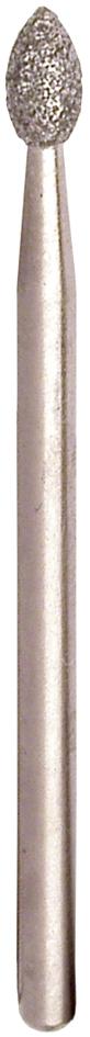 SILVER STAR Насадка алмазная алмазная насадка 107 синяя средняя жесткость d 1 0 мм