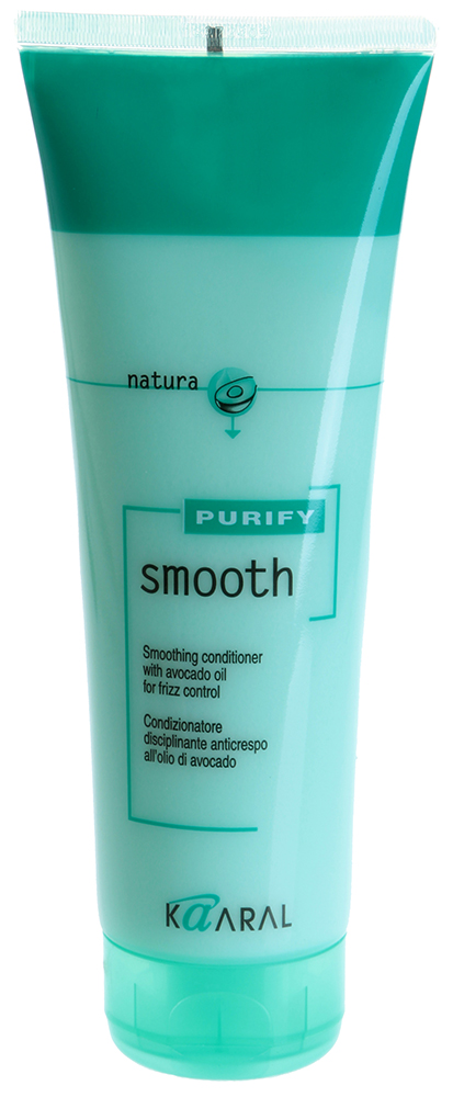 KAARAL ����������� ��� �������� ����� / Smooth Conditioner PURIFY 250��