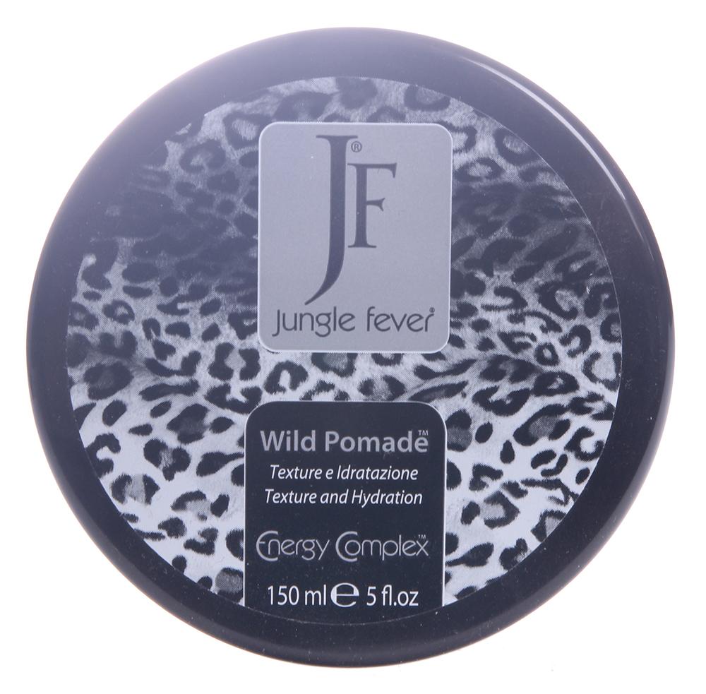 JUNGLE FEVER Помада структурирующая и увлажняющая / Wild Pomade STYLING&amp;FINISHING 150млВоски<br>Придает волосам текстуру, благоприятно воздействует на структуру волоса и обеспечивает выразительный живой блеск. Подчеркивает детали в прическе и укладке, насыщает волосы влагой, не отягощая их. Имеет приятный запах. Подходит для моделирования мужских и женских причесок. Активные ингредиенты:&amp;nbsp;Пантенол (провитамин В5), экстракт бамбука обыкновенного. Способ применения: Нанести на готовую прическу, затем приступить к моделированию.<br>