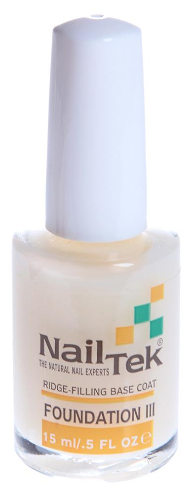 NAIL TEK Основа для сухих, твердых и ломких ногтей / Foundation III 15мл~