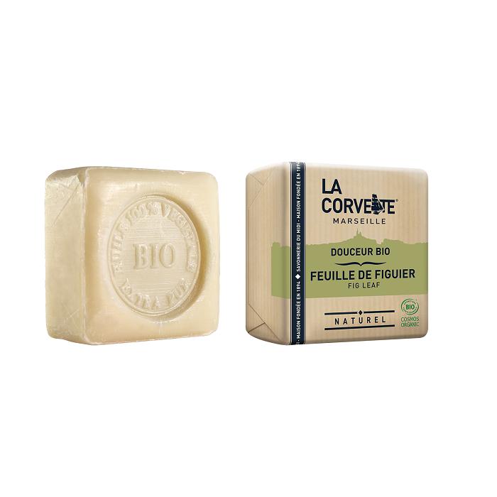 LA CORVETTE Мыло био-крем Лист инжирного дерева 100 г