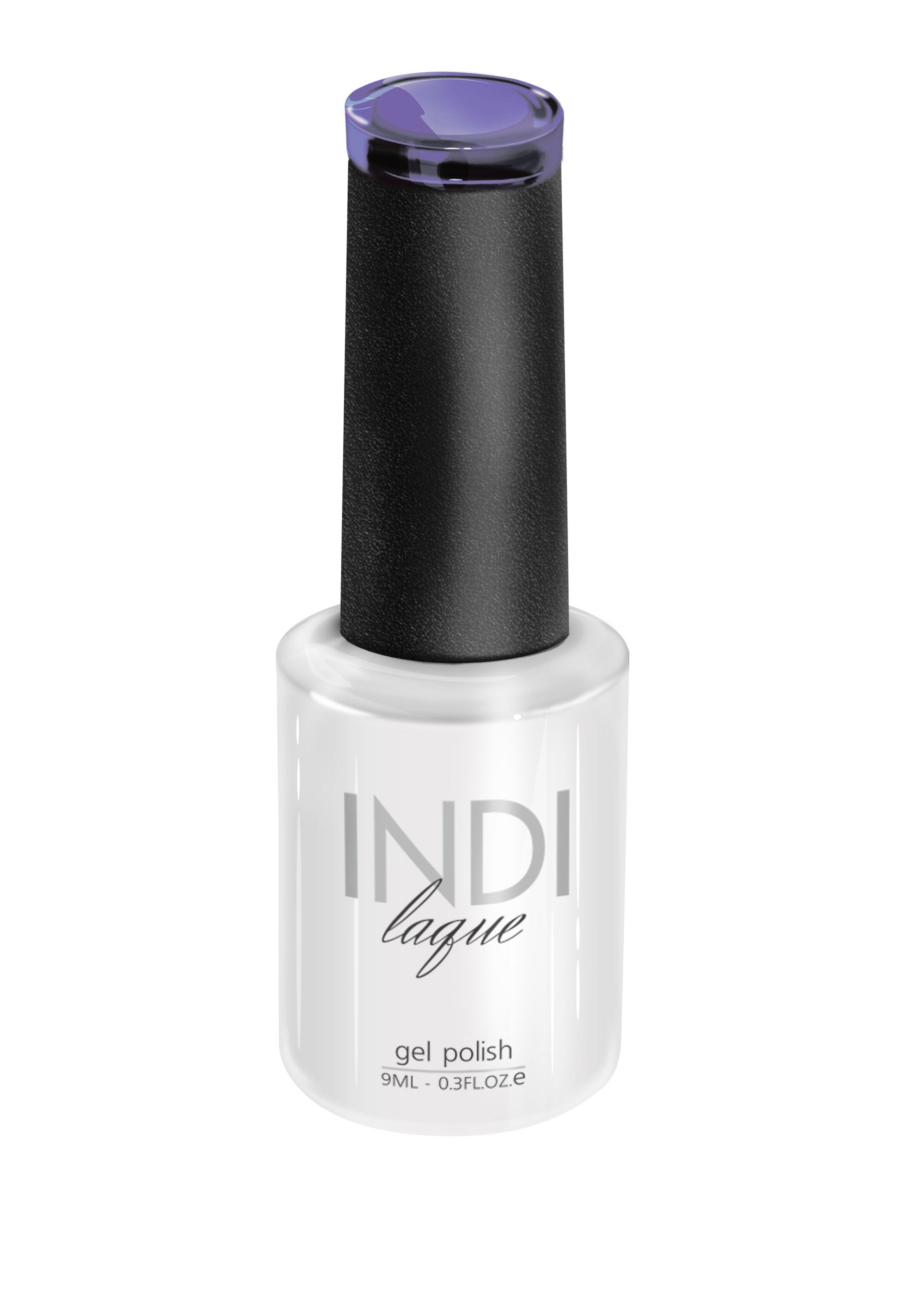 Купить RuNail 3560 гель-лак для ногтей / INDI laque 9 мл, Синие