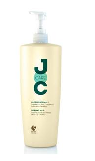 BAREX Шампунь для нормальных волос Белая Кувшинка и Крапива / JOC CARE 1000млШампуни<br>Кремообразная текстура шампуня гарантирует эффективное и сбалансированное очищение волос и кожи головы. Формула обогащена ценными натуральными экстрактами белой кувшинки и крапивы, которые обладают антиоксидантными и успокаивающими свойствами. Шампунь придает блеск и мягкость волосам, делает их более послушными и легко расчесываемыми, придает приятное ощущение свежести. Способ применения: нанести на влажные волосы, вспенить, затем смыть теплой водой, при необходимости повторить процедуру.<br><br>Объем: 1000 мл<br>Типы волос: Нормальные