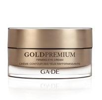 GA-DE Крем для кожи вокруг глаз / GOLD PREMIUM FIRMING EYE CREAM 15мл крем ga de gold premium firming day cream объем 50 мл