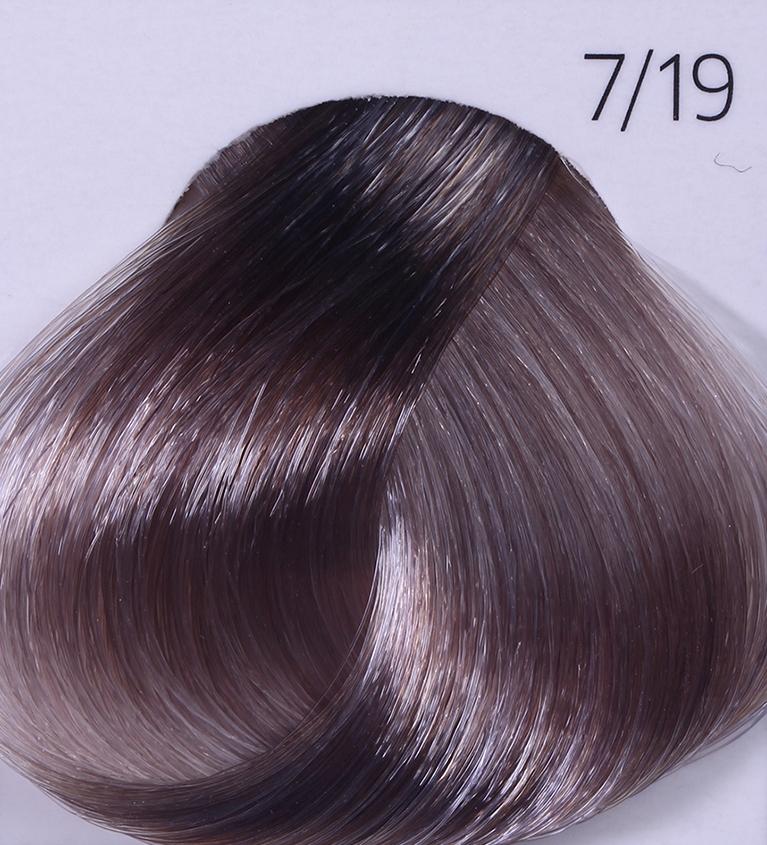 WELLA 7/19 средний блондин пепельный сандрэ краска д/волос / COLOR FRESH SILVER