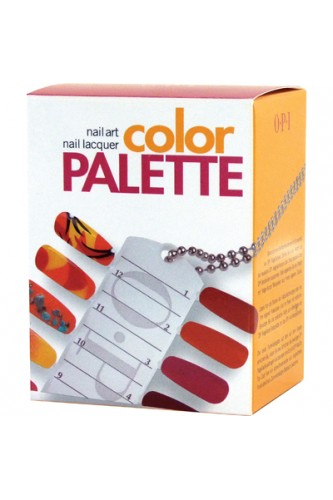 OPI Палетта на 48 оттенков / Nail Lacguer Color PaletteНаборы<br>Колор палетта OPI на 48 оттенков.<br>