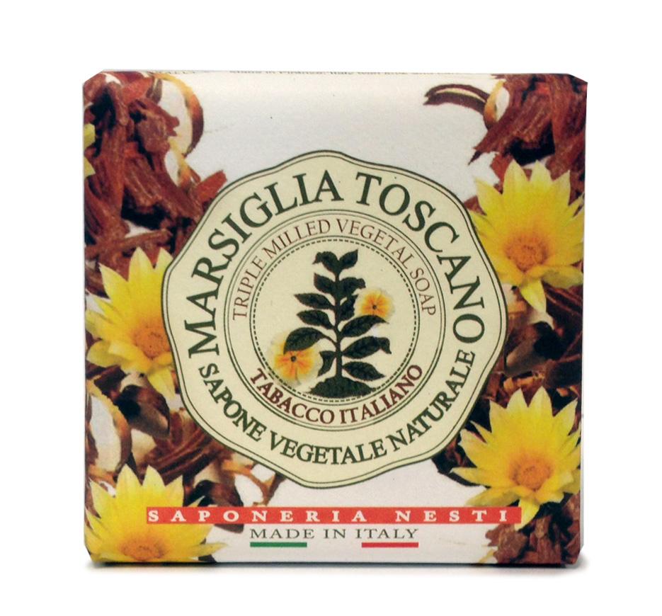 Nesti dante мыло табако итальяно / tabacco italiano 200 г