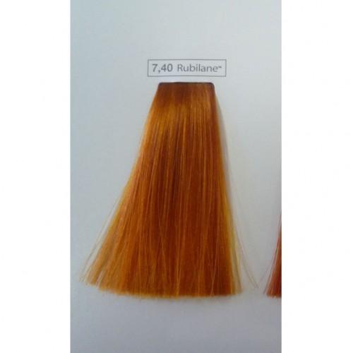 LOREAL PROFESSIONNEL 7.40 краска для волос / ЛУОКОЛОР 50млКраски<br>Крем-краска 7.40 Luo color от LOreal Professionnel придает волосам больше мягкости и блеска, а цвет становится живой и переливающийся. Уникальная технология позволяет индивидуально подойти к каждому волосу, сохраняя природную неоднородность для достижения непревзойденного рельефного цвета. Состав. Система Протект Шайн, Система Рефлект Шайн, масло виноградных косточек Способ применения. Наносить смесь при помощи кисточки на сухие, невымытые волосы. Оставить на 20 минут. Тщательно эмульгировать и ополоснуть водой. При тонировании обесцвеченных волос экспозиция 5-10 минут.<br><br>Цвет: Корректоры и другие<br>Объем: 50