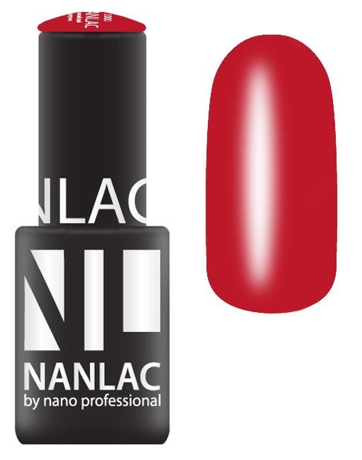 NANO PROFESSIONAL 1005 гель-лак для ногтей, жажда скорости / NANLAC 6 мл
