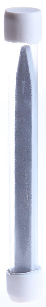 CND Пемза для европейского маникюраПилки для ногтей<br>Камень-пилка, состоящая из спрессованной окиси алюминия, склеенной с фарфором. Применяется для удаления кутикулы при любом виде необрезного маникюра (как при мокром, так и при сухом методах).<br>