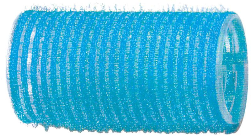 DEWAL PROFESSIONAL Бигуди-липучки голубые d 28 мм 12 шт/уп dewal d 28 12 949267