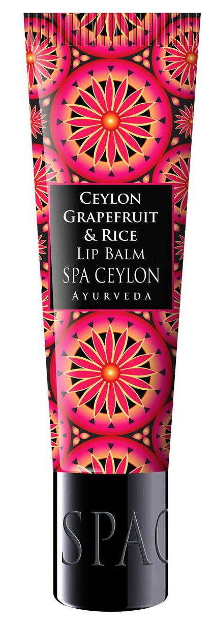 Купить SPA CEYLON Бальзам питательный для губ Цейлонский грейпфрут и рис 12 г