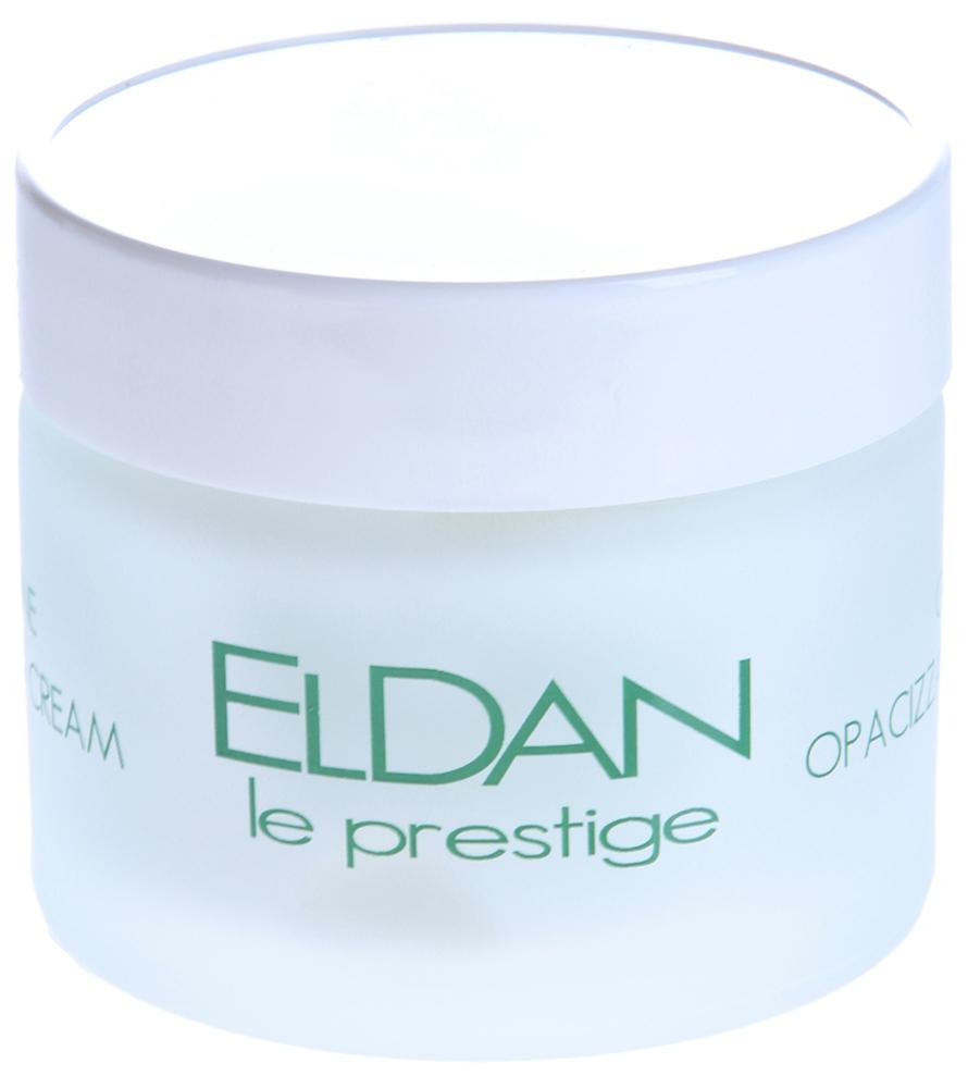 ELDAN Крем Анти-блеск / LE PRESTIGE 50млКремы<br>Тип кожи: очень жирная, жирная Действие: Эффективно снимает жирный блеск. В состав крема входят специальные абсорбенты, которые впитывают лишний кожный жир. Содержит большое количество аминокислот, витаминов и микроэлементов. Нормализует работу сальных желез. Стимулирует процессы регенерации клеток. Обладает противовоспалительными и лечебными свойствами, способствует заживлению гнойных акне. Активные ингредиенты: Экстракт ламинарии, рисовый крахмал, салициловая кислота, гликолевая кислота, молочная кислота, пантенол, токоферил ацетат, ретинил пальмитат. Способ применения: Наносить крем легкими массажными движениями на лицо и шею после очищения и тонизации. Используется в процедурах: Уход за постакне АКТИВЕЛ Уход за проблемной кожей Уход за кожей с угревой сыпью с применением миндальных пилингов Уход за кожей с жирной себореей с применением ультразвукового скрабера<br><br>Типы кожи: Жирная