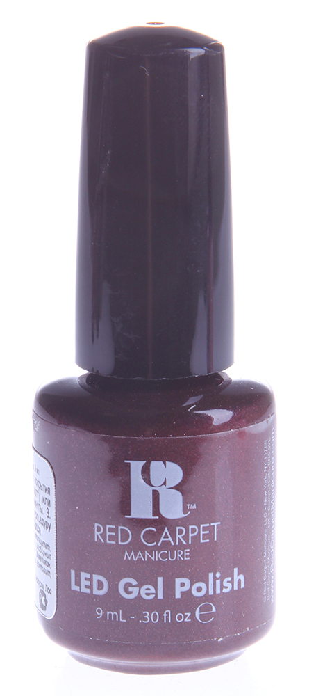 """RED CARPET 152 ����-��� ��� ������ """"Toast of the Town"""" / LED Gel Polish 9��~"""