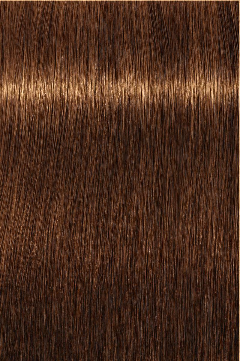 Купить INDOLA 6.80 краситель перманентный, темный русый шоколадный натуральный / RED&FASHION 60 мл