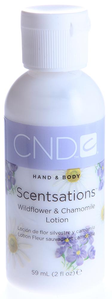 CND Лосьон для рук и тела Фиалка quot; / SCENTSATIONS 59мл