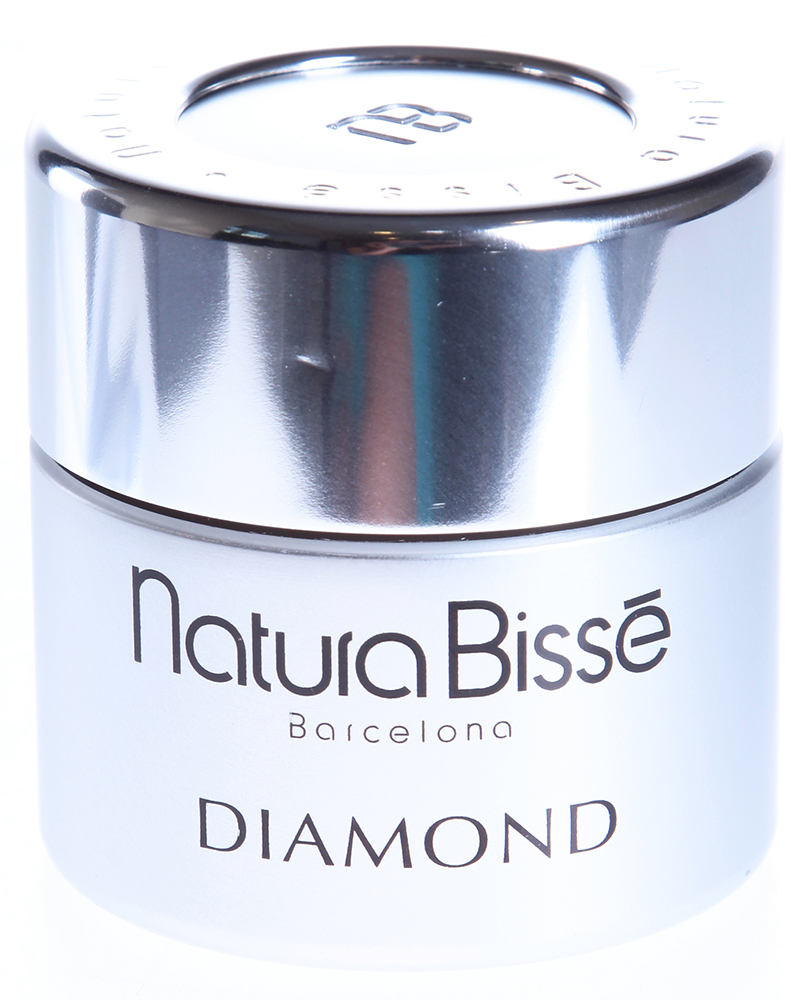 NATURA BISSE Био-крем регенерирующий против старения для сухой кожи / Cream DIAMOND 50млКремы<br>Мягкий шелковистый крем Diamond омолаживает, питает и восстанавливает кожу, защищает ее от появления всех видимых признаков старения. Входящие в крем натуральные эфирные масла расслабляют и освежают кожу. Благодаря своей абсолютно новой уникальной формуле, содержащей тщательно подобранную композицию из двенадцати активных компонентов, Diamond Cream подарит коже бесподобный уход. Он сокращает морщины, восстанавливает и оживляет кожу, обеспечивает продолжительный эффект лифтинга, укрепляя, омолаживая и защищая кожу. Diamond Cream   великолепная основа под макияж в течение дня, максимальное питание и восстановление кожи ночью. Сокращает морщины. Увеличивает эластичность и упругость кожи. Восстанавливает мягкость и гладкость кожи. Активные ингредиенты (состав): Water (Aqua), Cetearyl Ethylhexanoate, Caprylic/Capric Triglyceride, Propylene Glycol, C12-20 Acid PEG-8 Ester, Rosa Canina Fruit Oil, Butyrospermum Parkii (Shea) Butter, Glyceryl Stearate, Pisum Sativum (Pea) Extract, Cyclopentasiloxane, Glycerin, Tribeheni, Hydrolyzed Soy Protein, Hydrolyzed Collagen, Sodium Carboxymethyl Beta-Glucan, Sodium Chondroitin Sulfate, Sodium Ursolate, Vitis Vinifera (Grape) Seed Extract, Artemia Extract, Saccharomyces/Magnesium Ferment, Saccharomyces/Iron Ferment, Saccharomyces/Copper Ferment, Saccharomyces/Silicon Ferment, Saccharomyces/Zinc Ferment, Lauryl PEG/PPG-18/18 Methicone, Palmitoyl Hydroxypropyltrimonium Amylopectin/Glycerin Crosspolymer, Sodium Oleanolate, Glyceryl Linoleate, Butylene Glycol, Dimethicone, Triethanolamine, Carbomer, Cetyl Phosphate, Hydrogenated Lecithin, Allantoin, Ceratonia Siliqua Gum, Glyceryl Linolenate, Ethylhexylglycerin, Cyclohexasiloxane, Tocopherol, Alcohol Denat., Ascorbic Acid, BHT, Disodium EDTA, Potassium Sorbate, Sorbic Acid, Chlorphenesin, Phenoxyethanol, Methylparaben, Propylparaben, Ethylparaben, Butylparaben, Fragrance (Parfum), Linalool, Cou