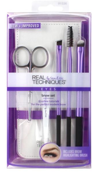 Купить REAL TECHNIQUES Набор для бровей / Brow set