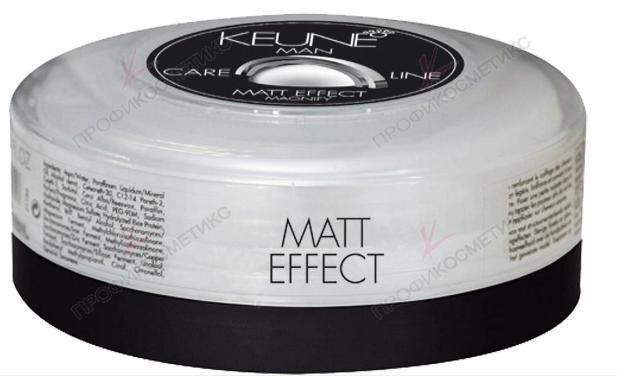 KEUNE Глина матирующий эффект Кэе Лайн Мен / CL MATT EFFECT 30мл keune кондиционер спрей 2 фазный для кудрявых волос кэе лайн cl control 2 phase spray 400мл