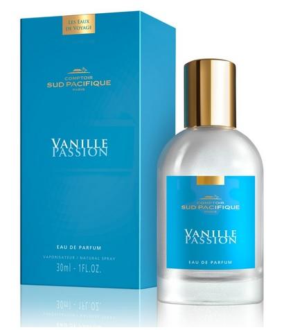 COMPTOIR SUD PACIFIQUE Вода парфюмированная Ванильная страсть / LES EAUX DE VOYAGE 30 мл -  Парфюмерия