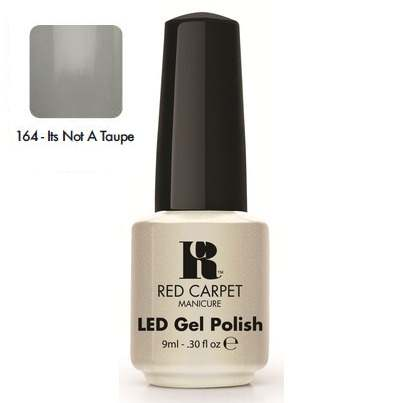 """RED CARPET 164 ����-��� ��� ������ """"It's Not A Taupe"""" / LED Gel Polish 9��~"""