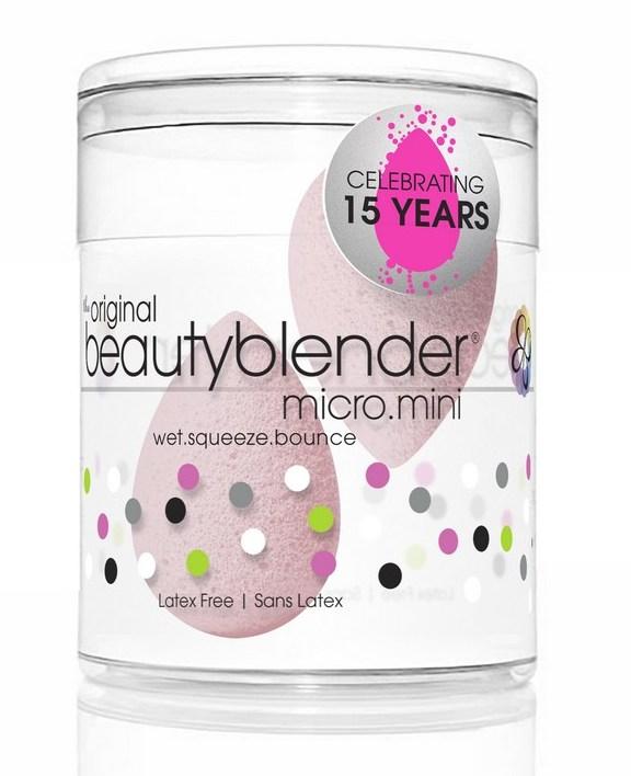 BEAUTYBLENDER Мини-спонжи для макияжа / Beautyblender Micro Mini bubble 2шт