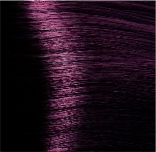 Hair company 6.22 крем-краска мягкая, тёмно-русый
