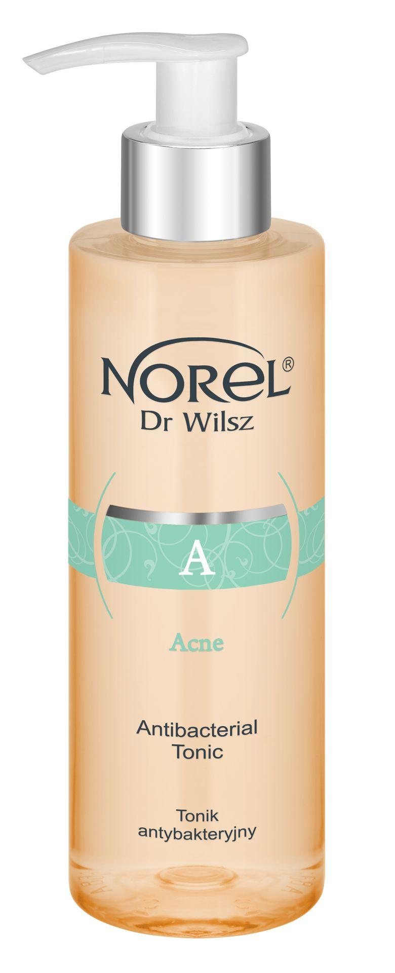 NOREL Dr. Wilsz Тоник антибактериальный для лица / Antibacterial tonic 200 мл