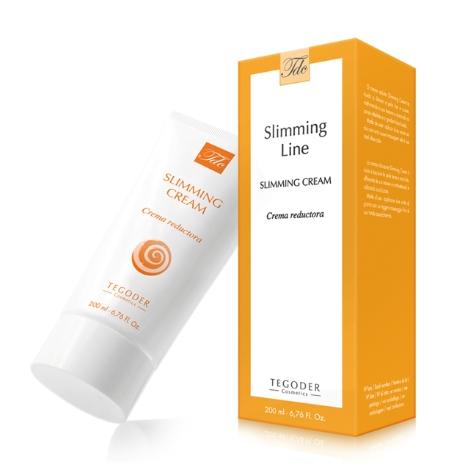 TEGOR ���� ��� ��������� ������ / Cream SLIMMING 250��~