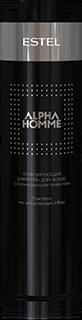 ESTEL PROFESSIONAL Шампунь тонизирующий с охлаждающим эффектом для волос / ALPHA HOMME 1000 мл активные сабвуферы в краснодаре