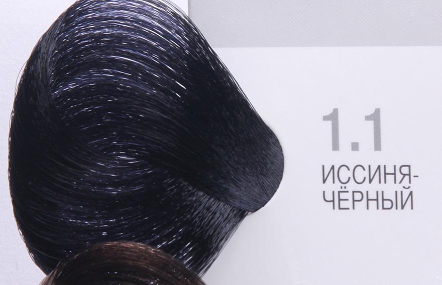 KAPOUS 1.1 краска для волос / Professional coloring 100млКраски<br>Оттенок 1.1 Иссиня-черный. Стойкая крем-краска для перманентного окрашивания и для интенсивного косметического тонирования волос, содержащая натуральные компоненты. Активные ингредиенты, основанные на растительных экстрактах, позволяют достигать желаемого при окрашивании натуральных, уже окрашенных или седых волос. Благодаря входящей в состав крем краски сбалансированной ухаживающей системы, в процессе окрашивания волосы получают бережный восстанавливающий уход. Представлена насыщенной и яркой палитрой, содержащей 106 оттенков, включая 6 усилителей цвета. Сбалансированная система компонентов и комбинация косметических масел предотвращают обезвоживание волос при окрашивании, что позволяет сохранить цвет и натуральный блеск на долгое время. Крем-краска окрашивает волосы, бережно воздействуя на структуру, придавая им роскошный блеск и натуральный вид. Надежно и равномерно окрашивает седые волосы. Разводится с Cremoxon Kapous 3%, 6%, 9% в соотношении 1:1,5. Способ применения: подробную инструкцию по применению см. на обороте коробки с краской. ВНИМАНИЕ! Применение крем-краски &amp;laquo;Kapous&amp;raquo; невозможно без проявляющего крем-оксида &amp;laquo;Cremoxon Kapous&amp;raquo;. Краски отличаются высокой экономичностью при смешивании в пропорции 1 часть крем-краски и 1,5 части крем-оксида. ВАЖНО! Оттенки представленные на нашем сайте являются фотографиями цветовой палитры KAPOUS Professional, которые из-за различных настроек мониторов могут не передать всю глубину и насыщенность цвета. Для того чтобы результат окрашивания KAPOUS Professional вас не разочаровал, обращайте внимание на описание цвета, не забудьте правильно подобрать оксидант Cremoxon Kapous и перед началом работы внимательно ознакомьтесь с инструкцией.<br><br>Класс косметики: Косметическая