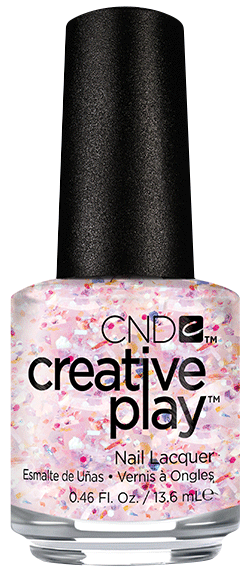 CND 466 лак для ногтей / Got A Light? Creative Play 13,6 мл