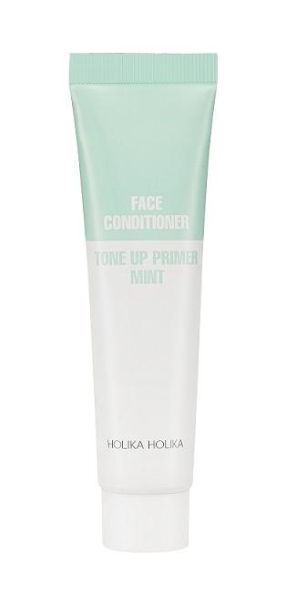 HOLIKA HOLIKA Праймер для лица Фейс Кондишенер, зеленый / Face Conditioner Toneup Primer Mint 35 мл
