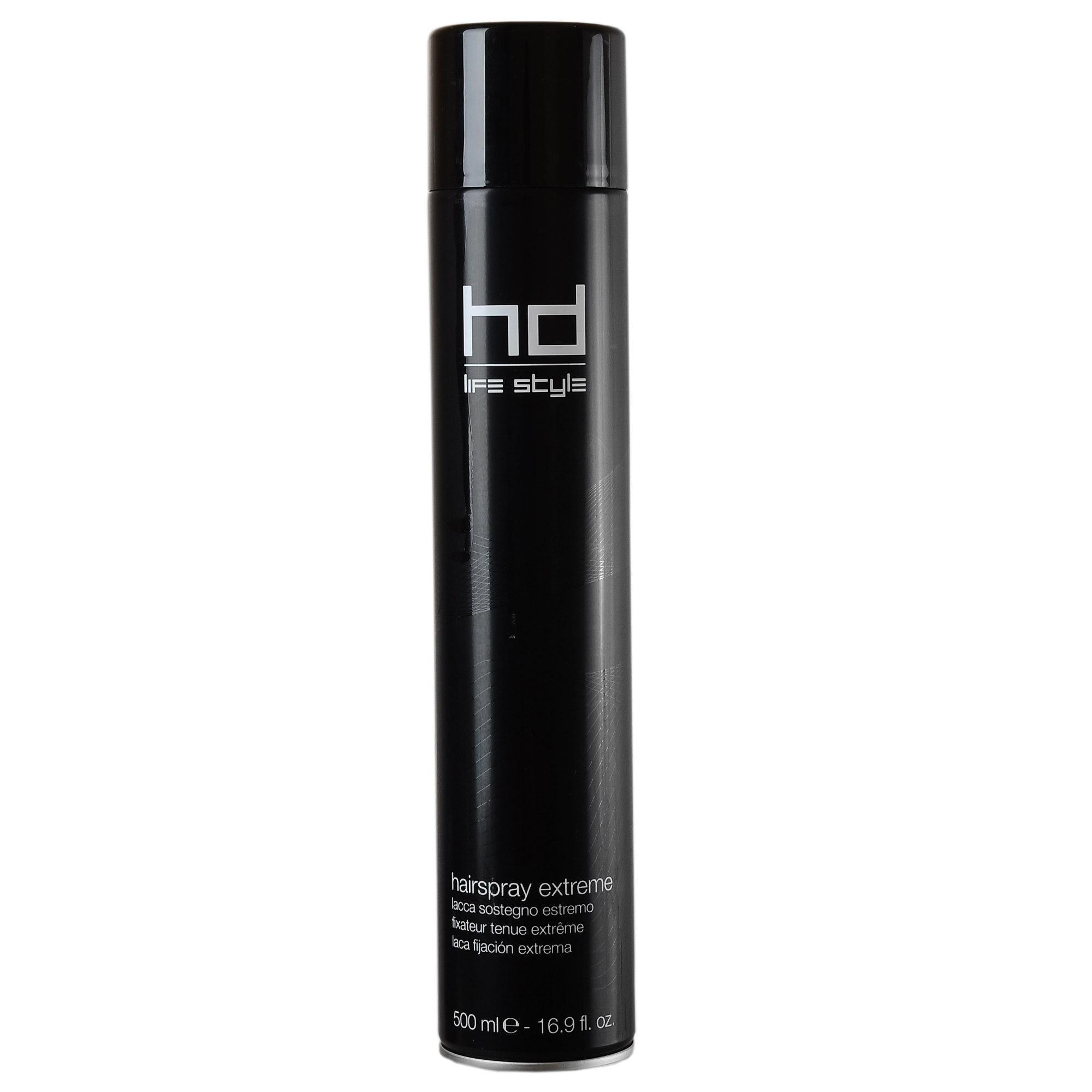 FARMAVITA Лак для волос сверхсильной фиксации HD HAIR SPRAY EXSTREME / HD LIFE STYLE 500 млЛаки<br>Лак для волос сверхсильной фиксации Hd Hair Spray Exstreme - отличный вариант для супер фиксации причёски. Лак надёжно закрепит укладку на длительное время, обеспечивая стойкий объём и блеск. Волосы остаются естественными, не утяжелёнными. Результат Тщательное питание волос и стойкая фиксация укладки. Активные ингредиенты: смолы и масло Арганы.&amp;nbsp; Способ применения: перед распылением взболтайте, нанесите на сухие волосы на расстоянии не менее 20 см. Также можно наносить под корни волос для объёма.<br><br>Объем: 500 мл<br>Вид средства для волос: Стойкая