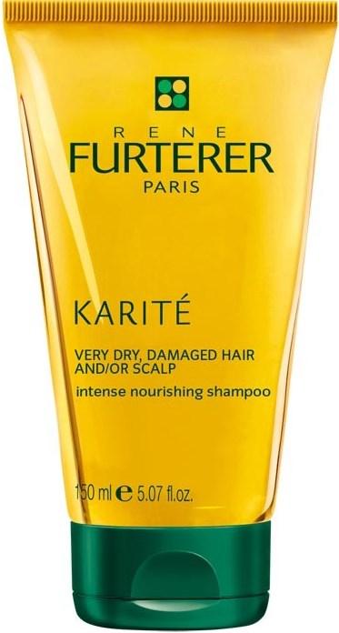 RENE FURTERER Шампунь питательный для очень сухих и поврежденных волос / Karite 150мл rene furterer сыворотка rene furterer karite для очень сухих и поврежденных волос
