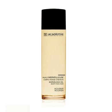 ACADEMIE Масло-шелк для лица, тела и волос 100 мл darphin восстанавливающее масло для лица тела и волос восстанавливающее масло для лица тела и волос