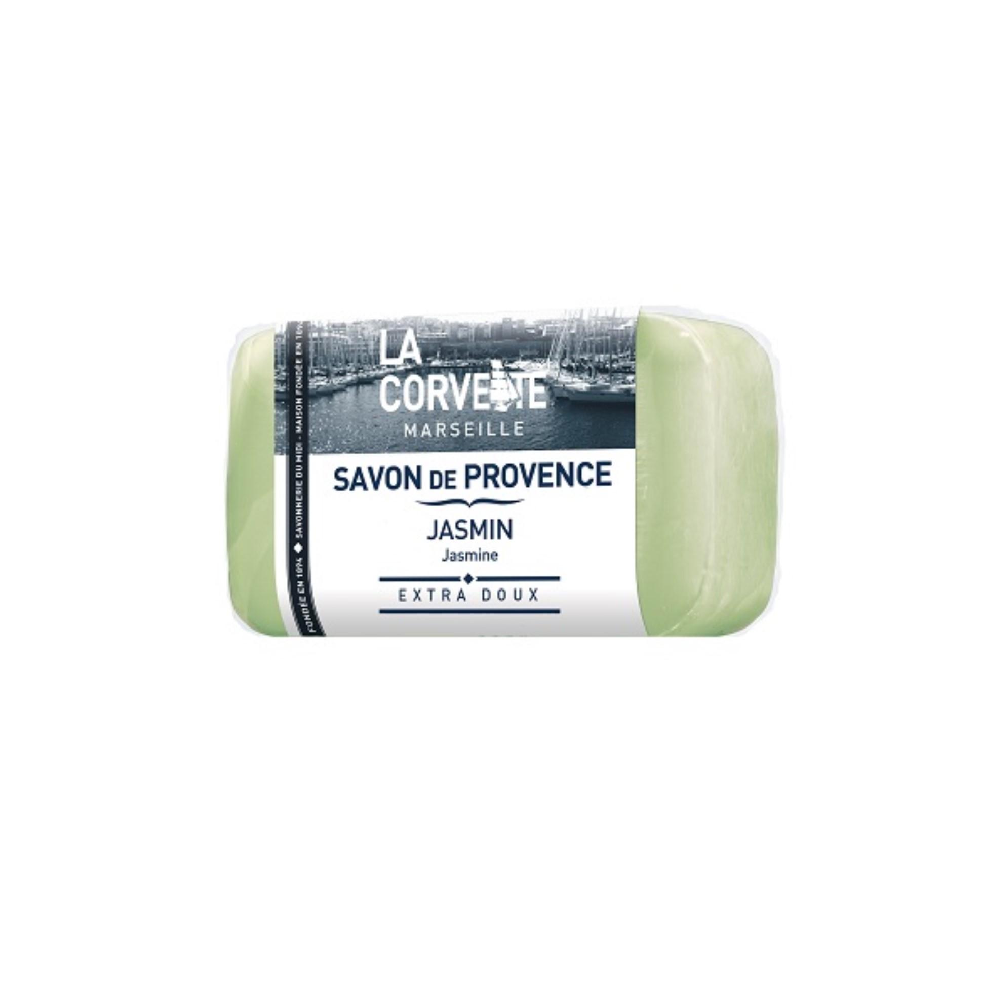 LA CORVETTE Мыло туалетное прованское Жасмин 100 г - Мыла