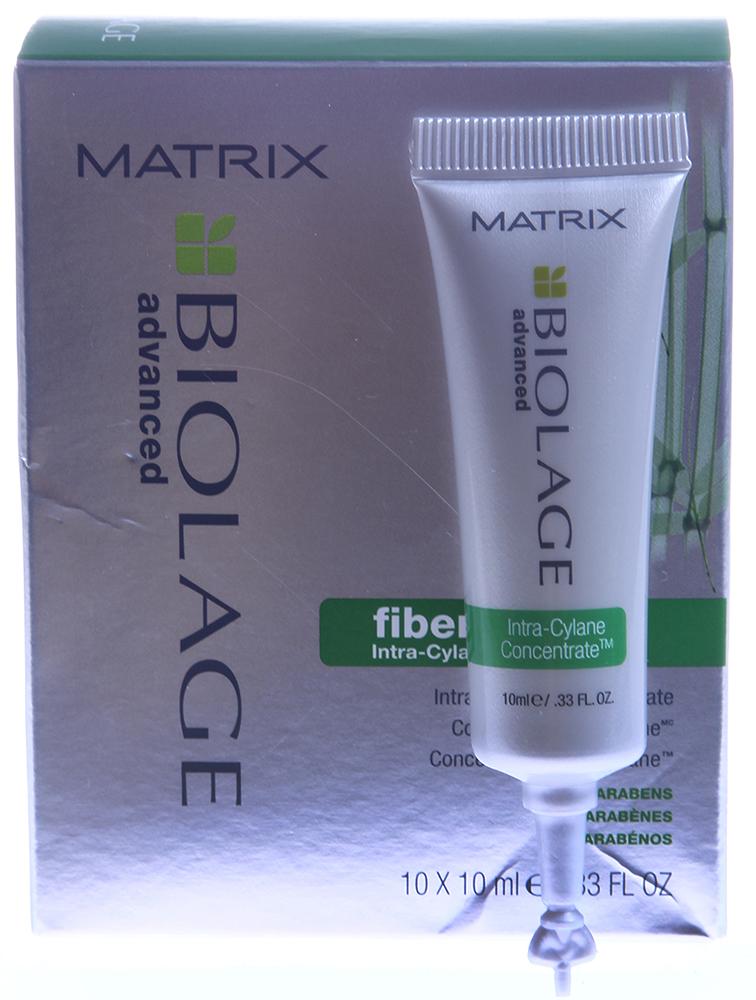 MATRIX Сыворотка для ломких и ослабленных волос / БИОЛАЖ ФАЙБЕРСТРОНГ 10*10млСыворотки<br>Сыворотка для ломких и ослабленных волос Fiberstrong Biolage 10х10мл ИННОВАЦИЯ! &amp;bull; Профессиональный глубокий укрепляющий уход   Содержит наивысшую концентрацию молекулы Intra-Cylane TM   Защищает волосы от повреждений и придает прочность   Удобный специальный формат для услуги в салоне   Не содержит парабенов Результат: Волосы, защищенные на самом глубоком уровне от ломкости и от возможных повреждений снаружи, приобретают вновь здоровый сияющий вид. Активные ингредиенты: Натуральный экстракт бамбука и инновационная молекула Intra-Cylanе. Способ применения: Вымойте волосы шампунем FIBERSTRONG и подсушите их полотенцем. Снимите колпачок с флакона и нанесите сыворотку на разделенные на секции волосы, начиная с наиболее поврежденных участков. Разглаживающими движениями распределите по длине и оставьте на 15 минут. Тщательно смойте. При попадании в глаза немедленно промойте водой. Используется в услуге &amp;laquo;БИОЗАПАИВАНИЕ СЕКУЩИХСЯ КОНЧИКОВ FIBERSTRONG&amp;raquo;.<br><br>Вид средства для волос: Укрепляющая<br>Класс косметики: Профессиональная<br>Назначение: Секущиеся кончики