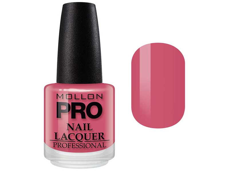 MOLLON PRO ��� ��� ������ � ������������ / Hardening Nail Lacquer 06 15��