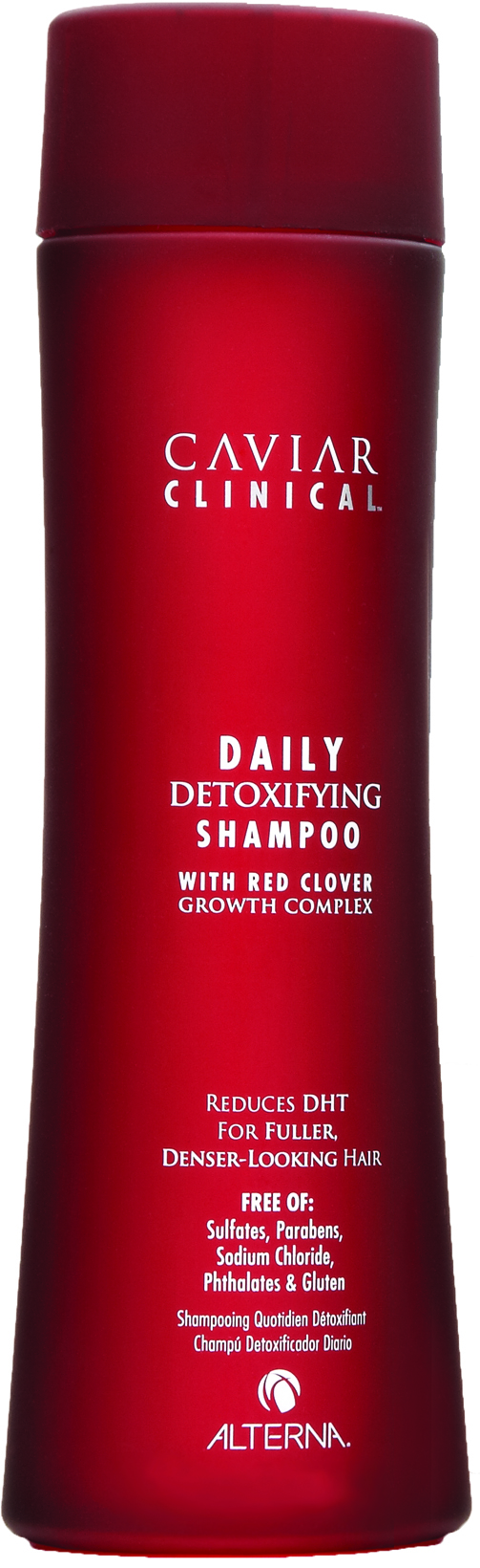ALTERNA Шампунь-детокс / Clinical Daily Detoxifying Shampoo CAVIAR 250 мл