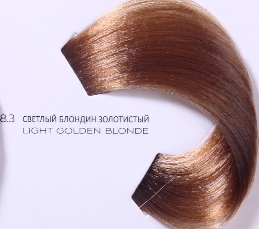 LOREAL PROFESSIONNEL 8.3 краска для волос / ДИАРИШЕСС 50млКраски<br>Краситель Dia Richesse тон в тон &amp;ndash; это щелочной краситель нового поколения без аммиака, который подходит для натуральных волос, позволяя закрасить до 70% первой седины и придать натуральным волосам желаемый оттенок. Формула красителя Dia Richesse содержит в себе технологию Ion&amp;eacute;ne G + Incell, которая позволяет укрепить структуру волоса, масло абрикосовых косточек, укрепляющее межклеточные связи, и олео-элементы, насыщающие волосы питательными элементами. Полимер Topсoat образует на поверхности волоса особую защитную плёнку, которая отражает свет и обеспечивает ослепительный блеск надолго. Краситель Dia Richesse имеет невероятный световой оттенок с красивым блеском и эффектом кондиционирования, что идеально подходит для окрашенных и чувствительных волос. Результат. Краситель Dia Richesse тон в тон   5.25 в результате окрашивания придает волосам более четкий, натуральный цвет. Линия Dia Richesse содержит глубокие, насыщенные оттенки, заметные даже на темной базе, что дарит оттенку мягкость и блеск. Не имеет эффекта отросших корней, возможно осветление до 1,5 тонов и затемнение до 4-х тонов. Активный состав: Технология Ion ne G + Incell, масло абрикосовых косточек, олео-элементы, полимер Topсoat. Применение: Краска для волос Dia Richesse используется совместно с проявителем DIA. Приготовление: налить 75 мл проявителя в аппликатор или пиалу и добавить 50 мл краски Dia Richesse (1 тюбик). Нанести полученную смесь на сухие невымытые волосы от корней до кончиков. Время выдержки краски составляет 20 минут, а для тонирования и мелированных прядей от 5 до 10 минут. После выдержки тщательно смыть краску и промыть волосы шампунем.<br><br>Цвет: Золотистый и медный<br>Вид средства для волос: Укрепляющая