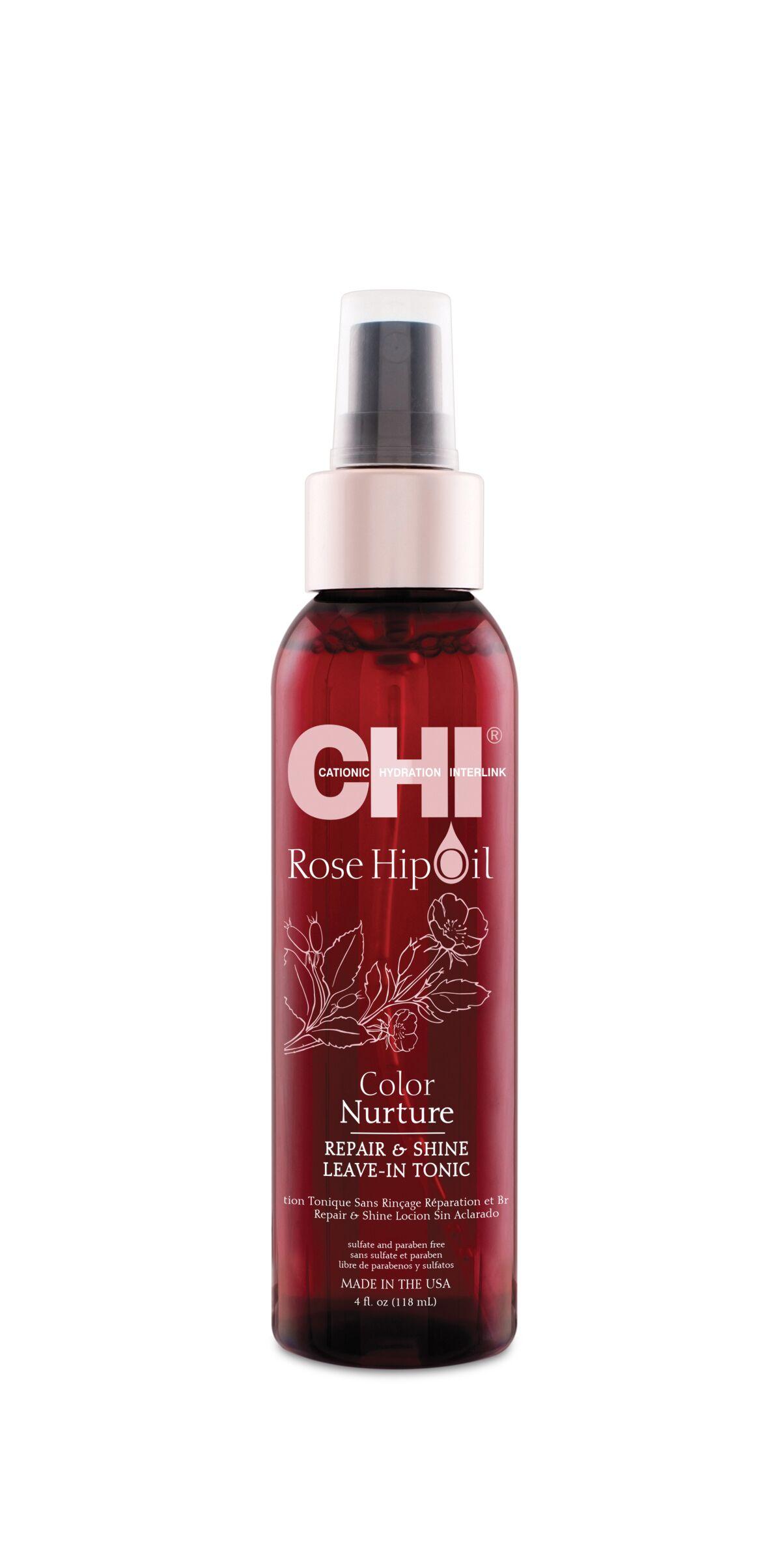 CHI Тоник для волос с маслом шиповника 118 мл