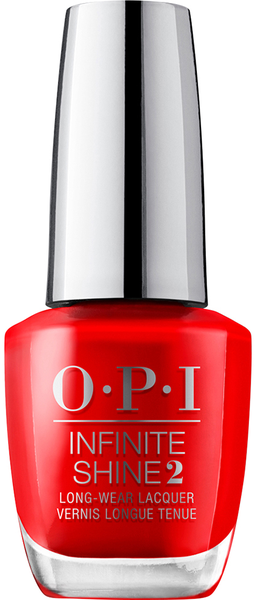 OPI Лак для ногтей / Unrepentantly Red Infinite Shine 15 мл фото