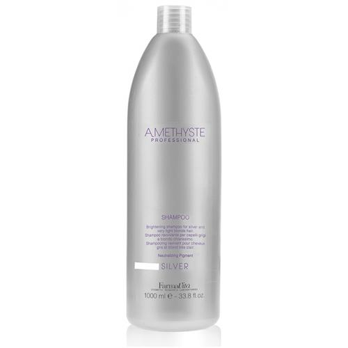 FARMAVITA Шампунь для светлых и седых волос / Amethyste silver shampoo 1000мл недорого