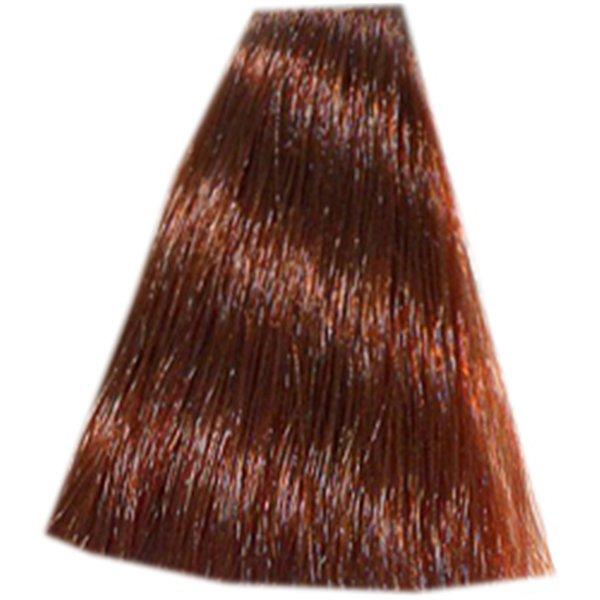 HAIR COMPANY 8.46 краска для волос / HAIR LIGHT CREMA COLORANTE 100млКраски<br>8.46 светло-русый красная медь. Hair Light Crema Colorante   профессиональный перманентный краситель для волос, содержащий в своем составе натуральные ингредиенты и в особенности эксклюзивный мультивитаминный восстанавливающий комплекс. Минимальное количество аммиака позволяет максимально бережно относится к структуре волоса во время окрашивания. Содержит в себе растительные экстракты вытяжку из арахиса, лецитин, витамин А и Е, а так же витамин С который является природным консервантом цвета. Применение исключительно активных ингредиентов и пигментов высокого качества гарантируют получение однородного, насыщенного, интенсивного и искрящегося оттенка. Великолепно дает возможность на 100% закрасить даже стекловидную седину. Наличие 6-ти микстонов, а так же нейтрального бесцветного микстона, позволяет достигать получения цветов и оттенков. Способ применения: смешать Hair Light Crema Colorante с Hair Light Emulsione Ossidante в пропорции 1:1,5. Время воздействия 30-45 мин.<br><br>Вид средства для волос: Стойкая<br>Класс косметики: Профессиональная<br>Типы волос: Для всех типов