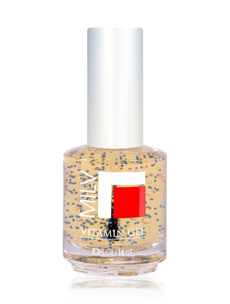 MILV Гель для роста ногтей  Белый Шоколад  / Vitamin Gel 16млОсобые средства<br>Гель для роста ногтей  Белый Шоколад . Борется с 5-ю основными проблемами: сухие, тонкие, ослабленные, слоящиеся и плохо растущие ногти. Составляет альтернативу маслу для кутикулы, но в отличии от масла полностью впитывается в ноготь и кутикулы не оставляя жирных следов. Способ применения: нанести на чистую, сухую ногтевую пластину и кутикулу. Массировать до полного впитывания. Если у Вас наращенные ногти используйте средство для питания кутикулы и зоны матрикса (корня ногтя). Не смывать!<br>