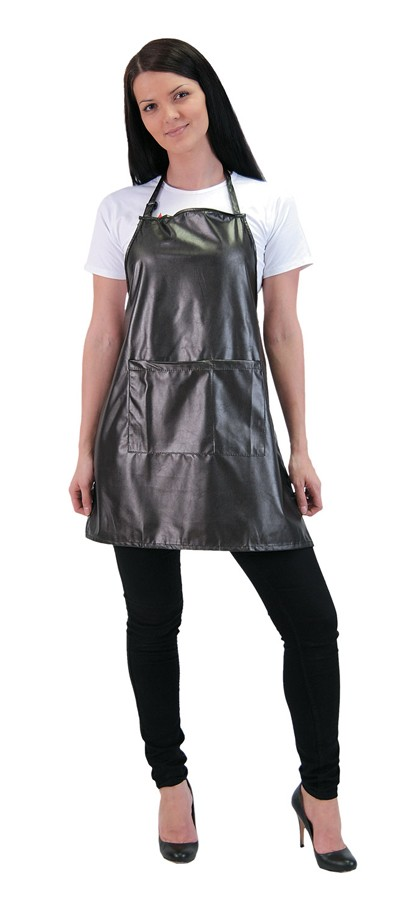 HAIRWAY Фартук Graphite темно-серый 64*72 см